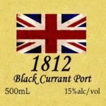 Black Currant Port winelist
